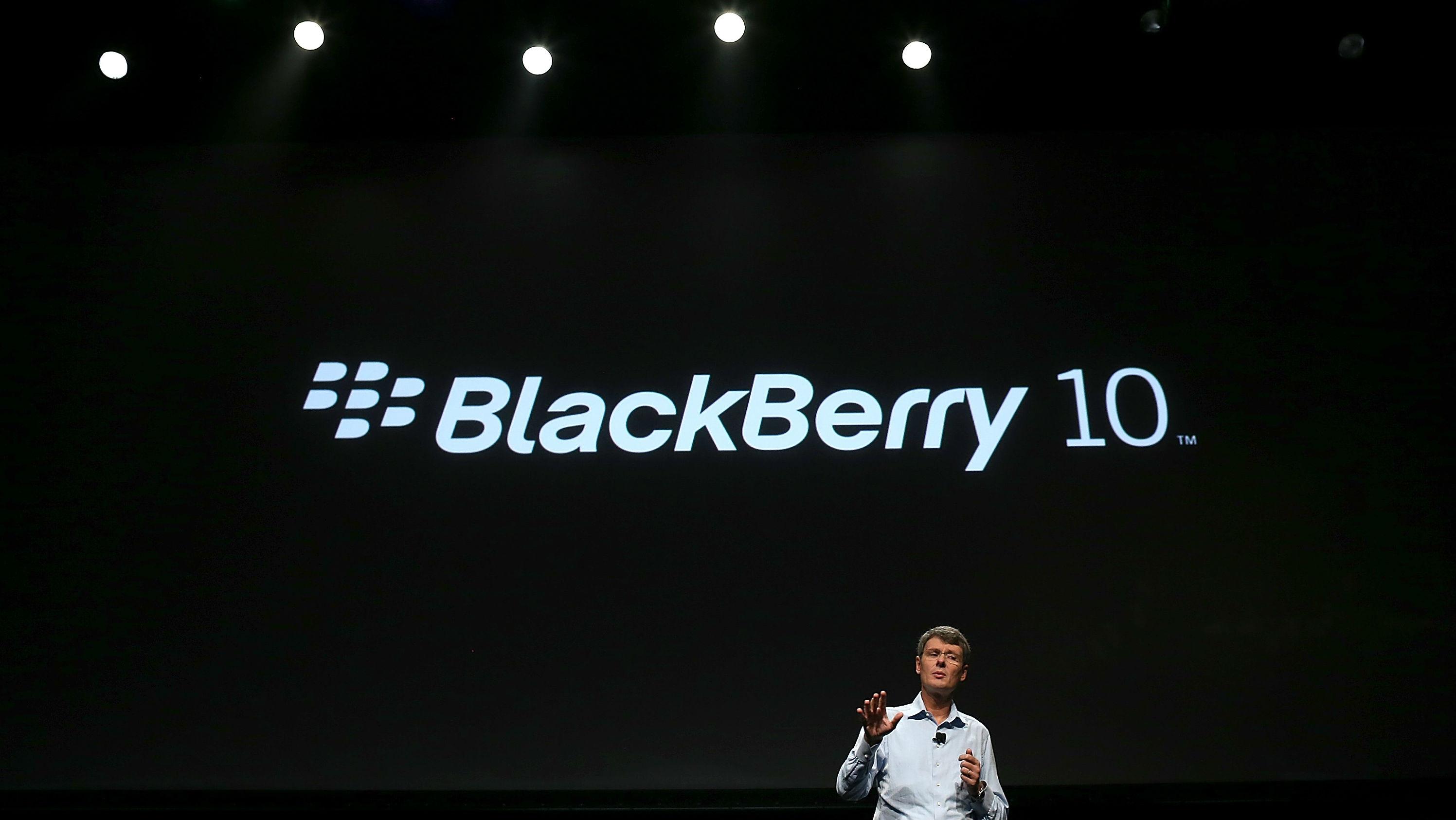 Blackberry Debut