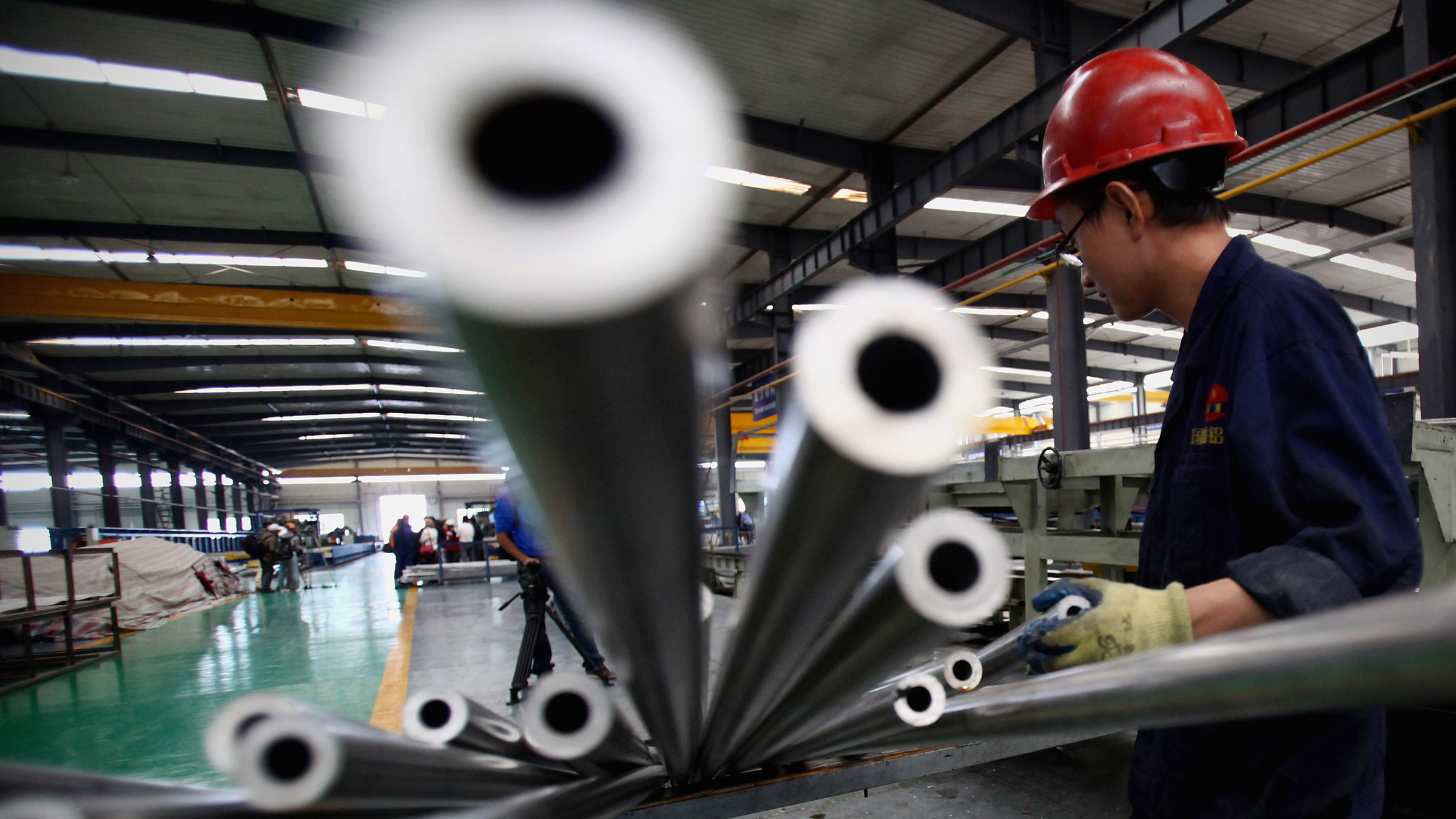 China Aluminum Pipes 9272012