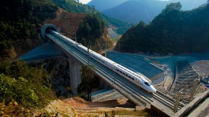 China High Speed 9252012