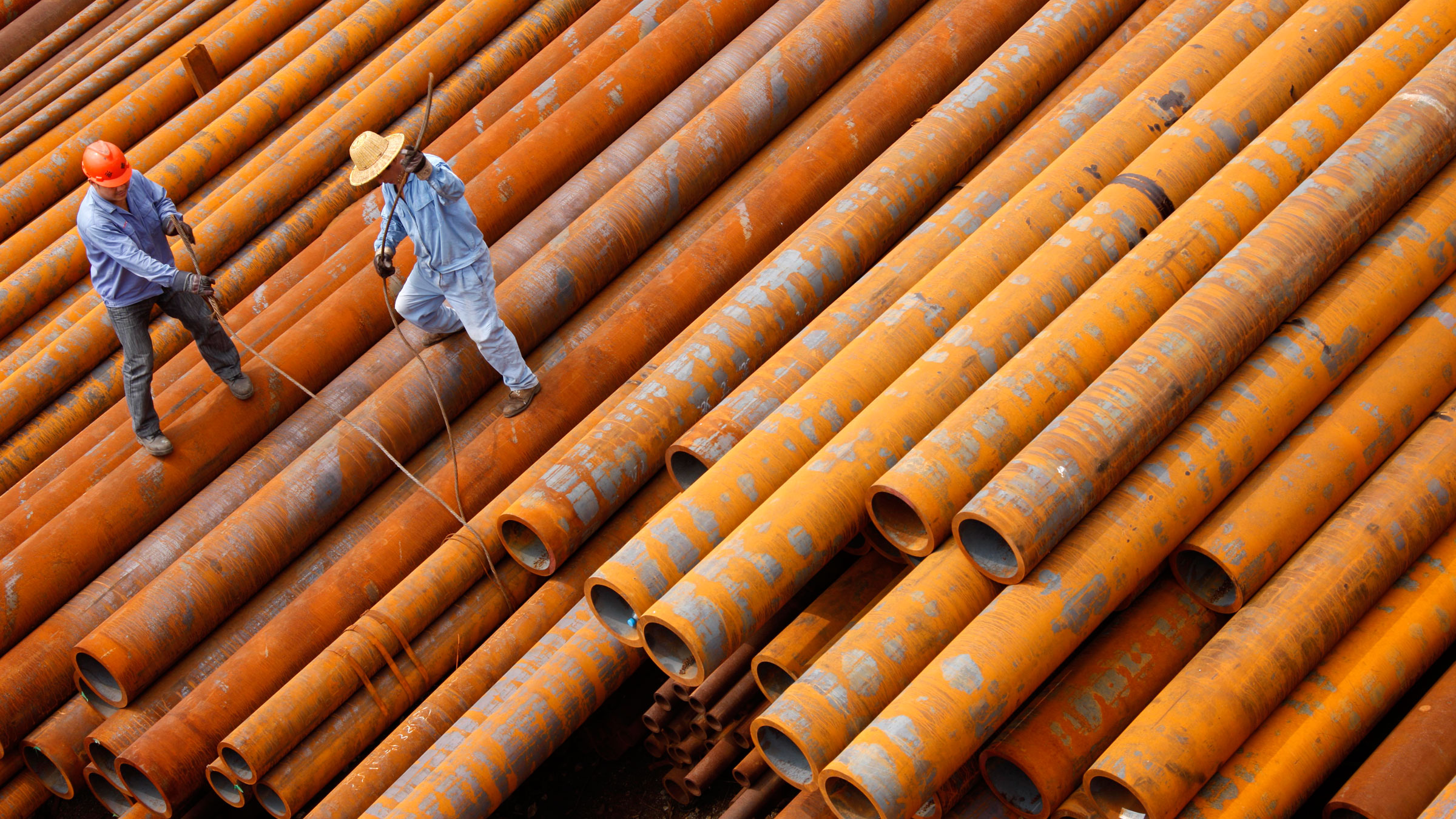China Steel Pipe 9272012