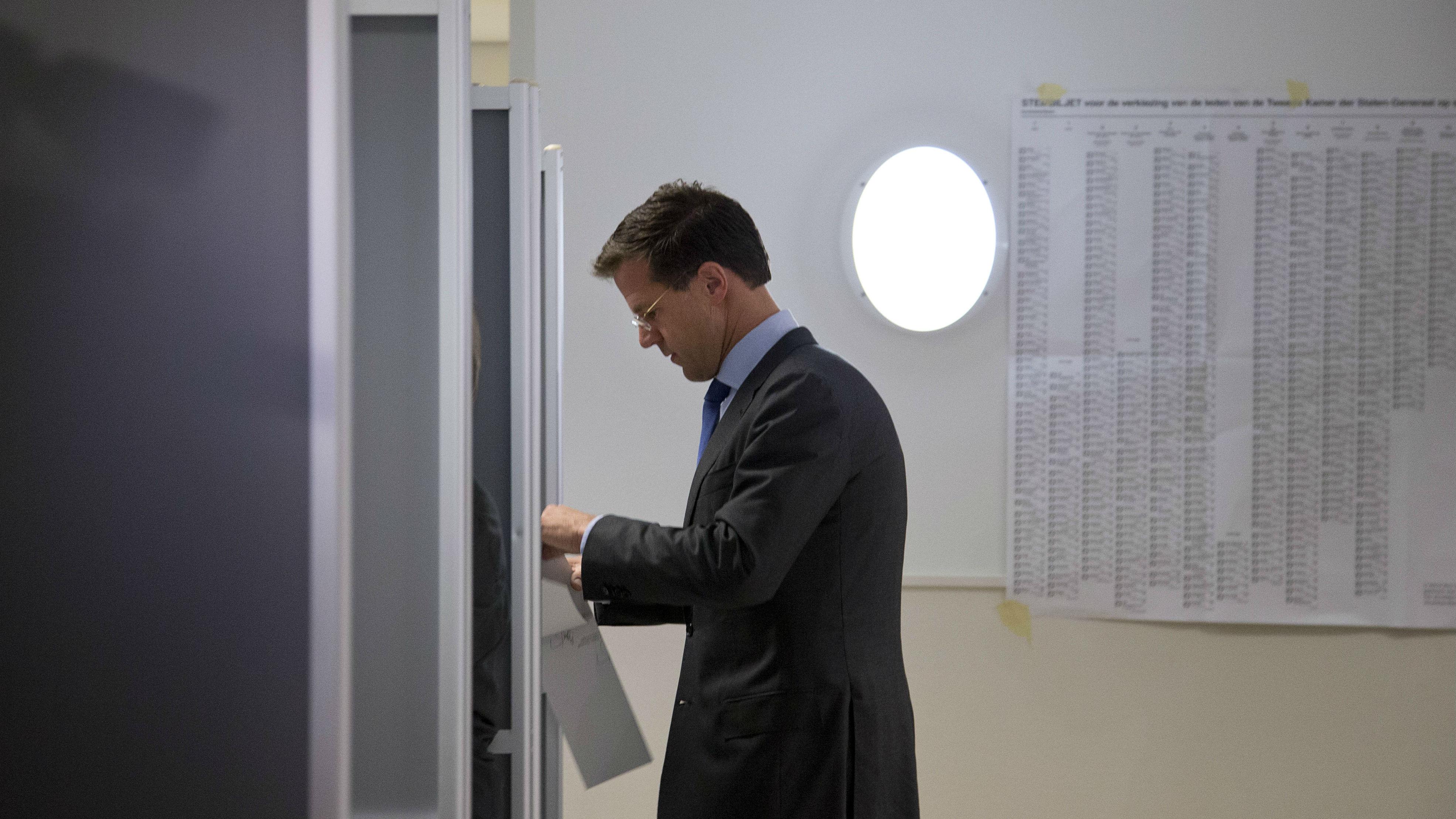Dutch Prime Minister