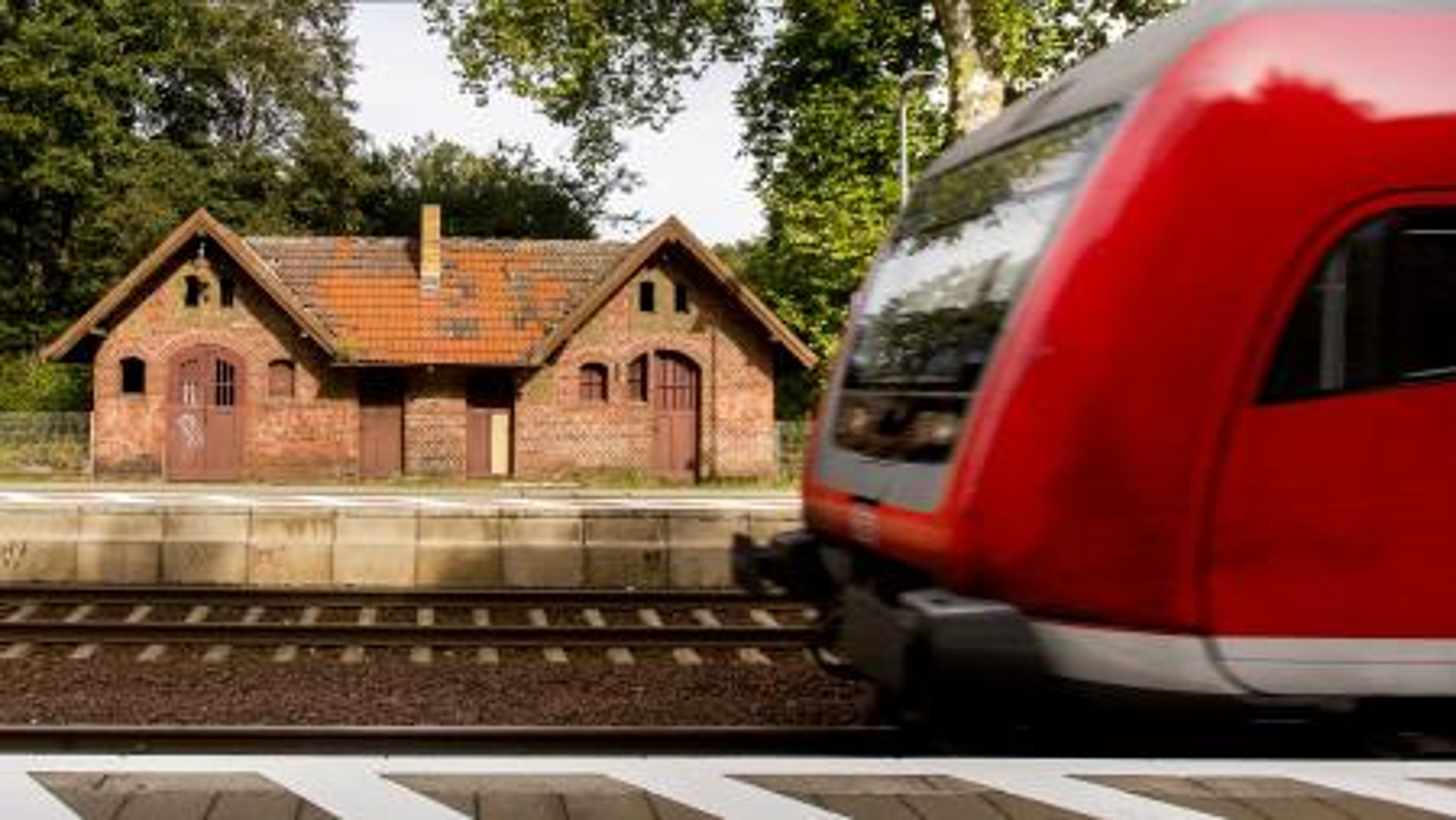 German train tickets go up