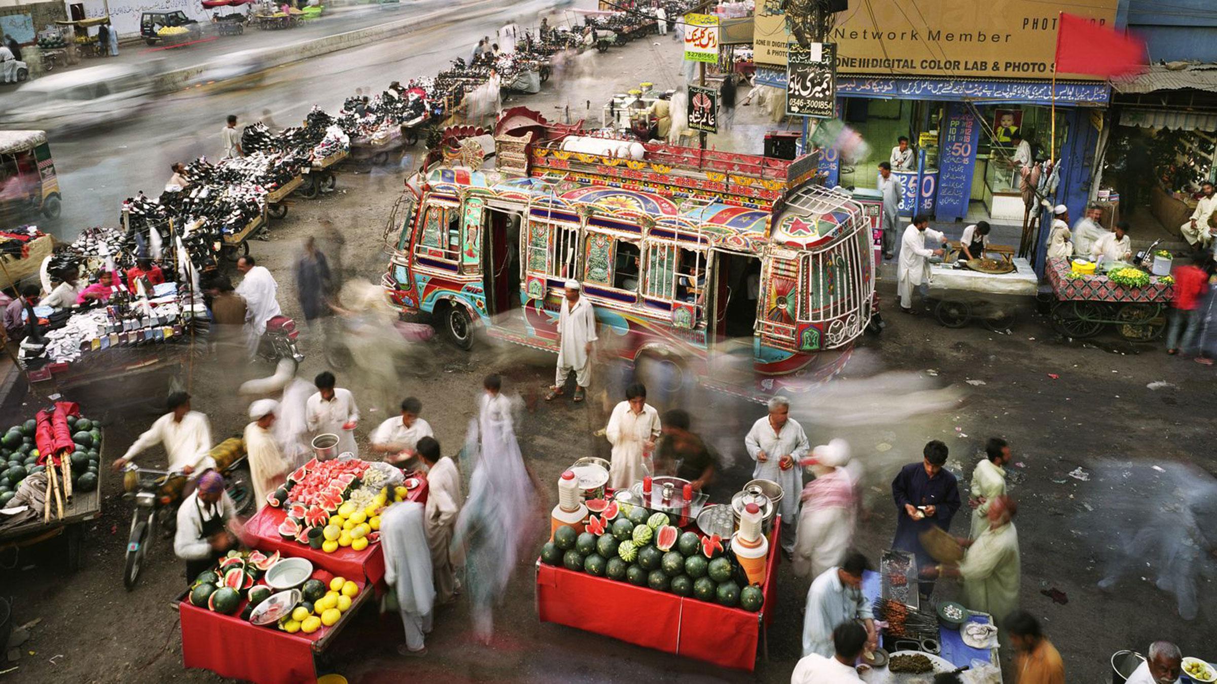 India Bus Panos