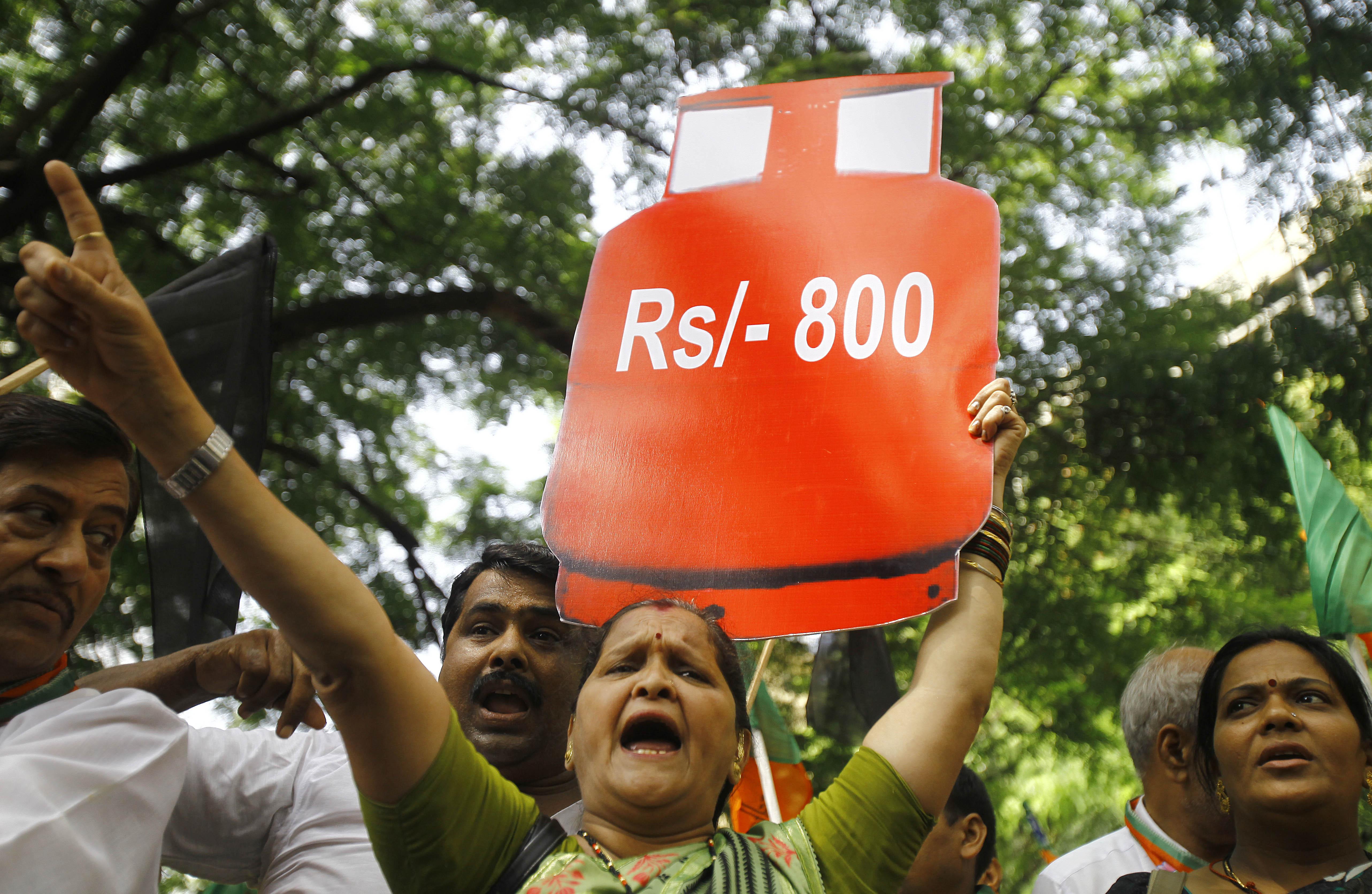 India strike cylinder 9-20-2012