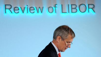 who was most responsible for the manipulation of libor