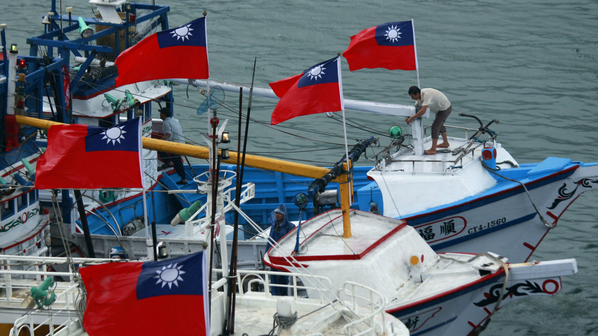 Taiwan.Flotilla