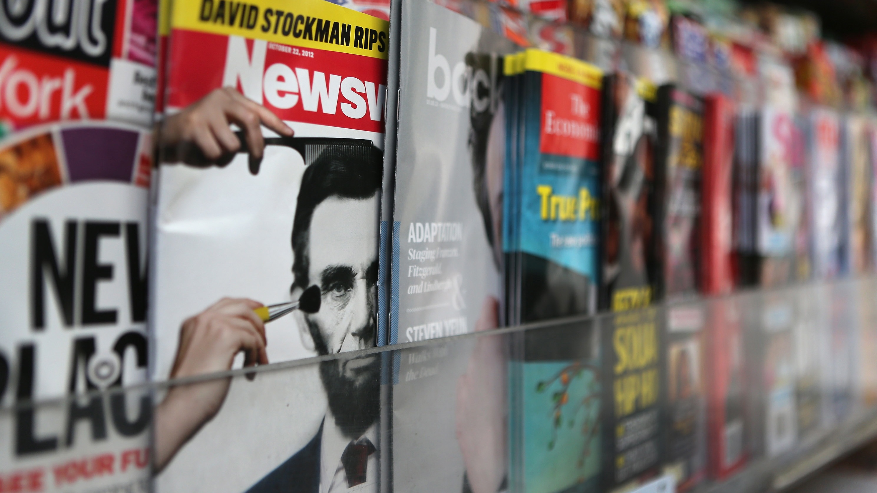 Limited edition: Newsweek's woes can't just be blamed on the internet.