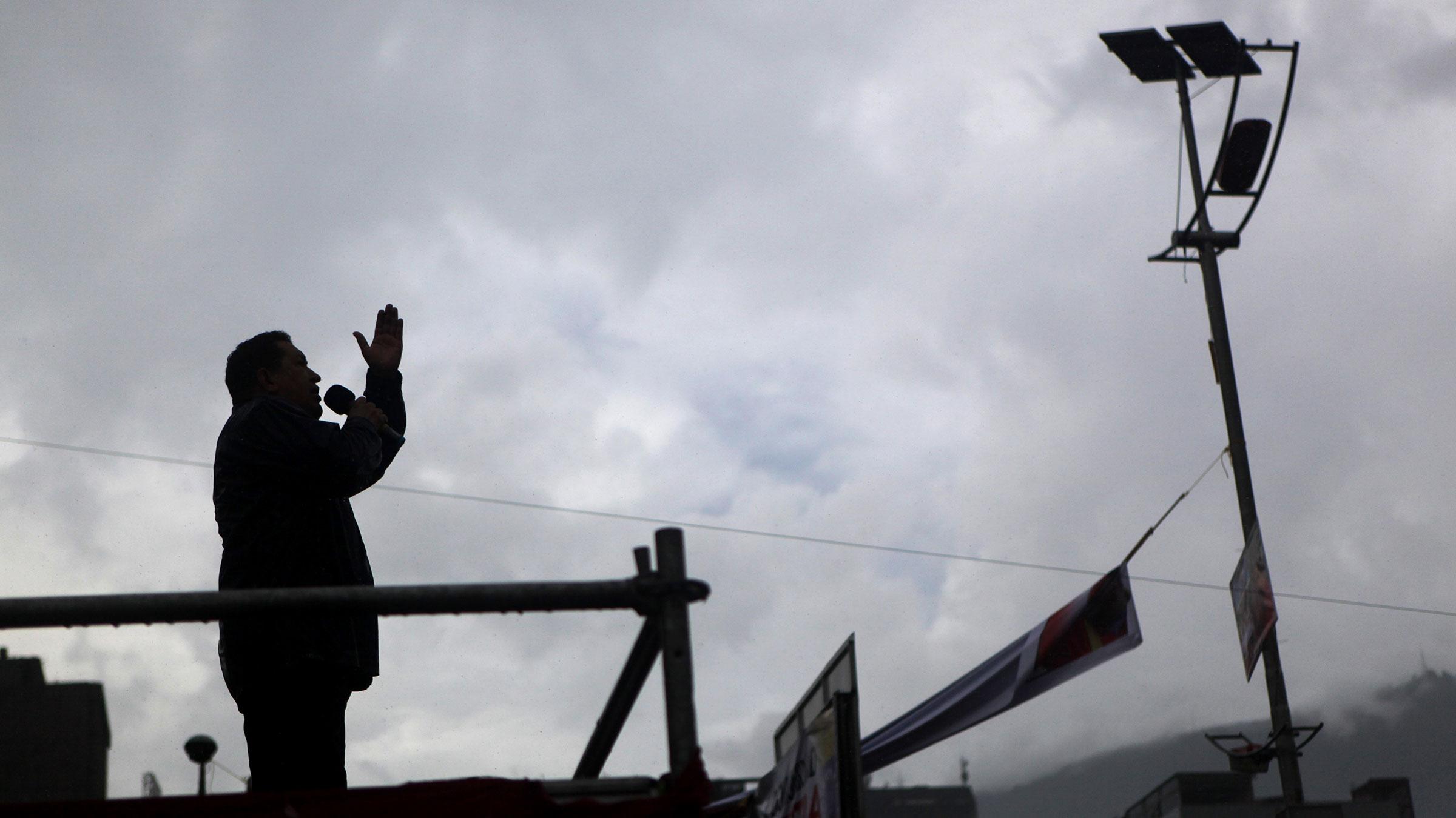 Venezuela Election 10052012