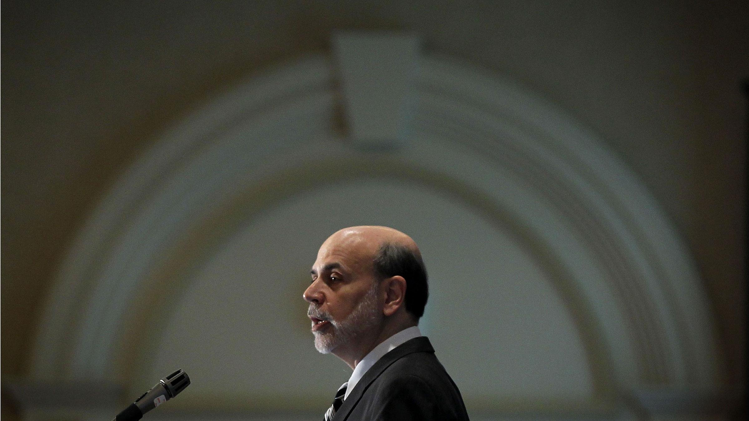 Ben Bernanke 10122012