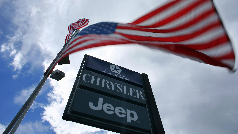 Chrysler September Sales Up 12 Percent, Best Since 2007