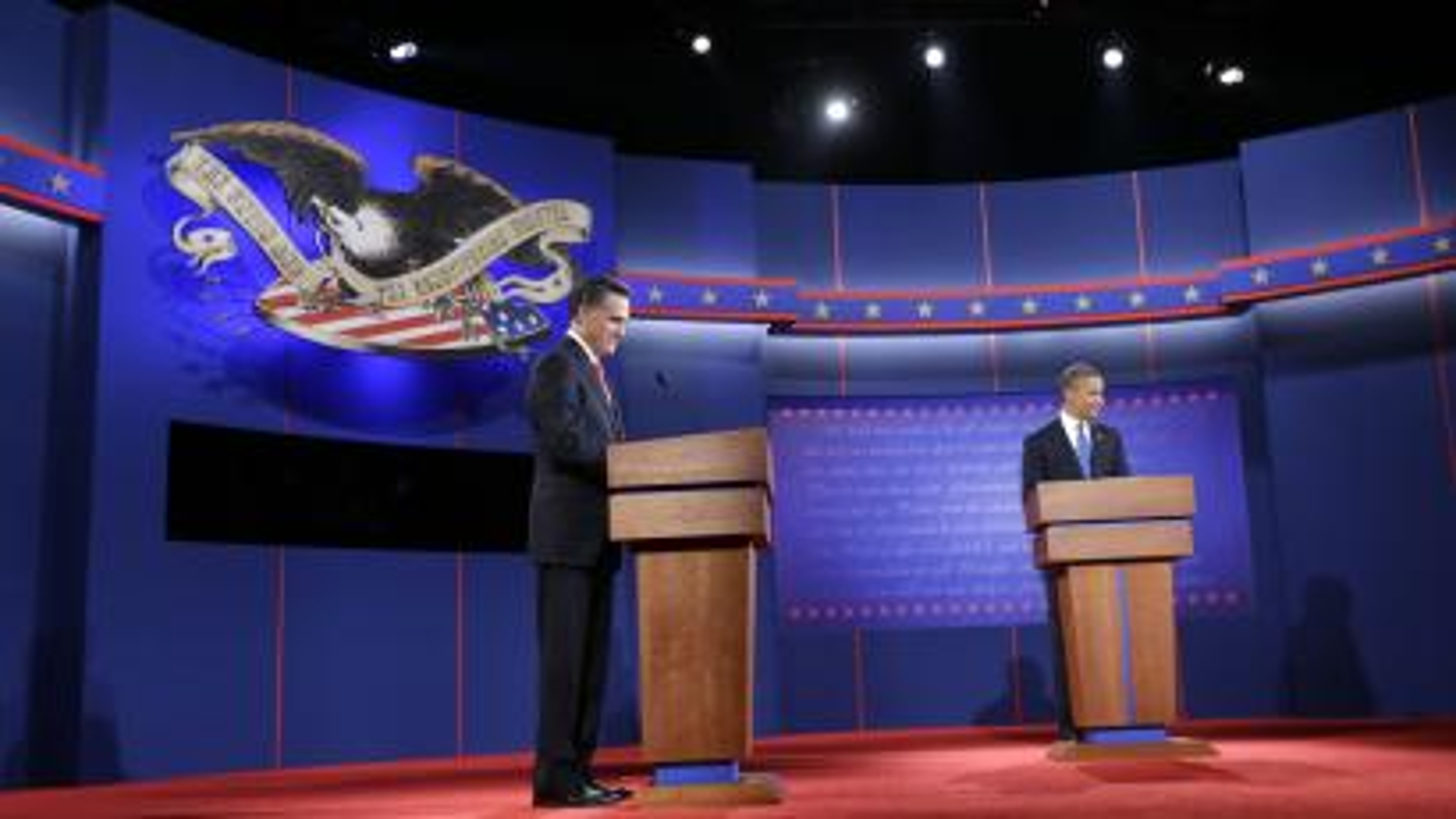 Debate 1 10312012