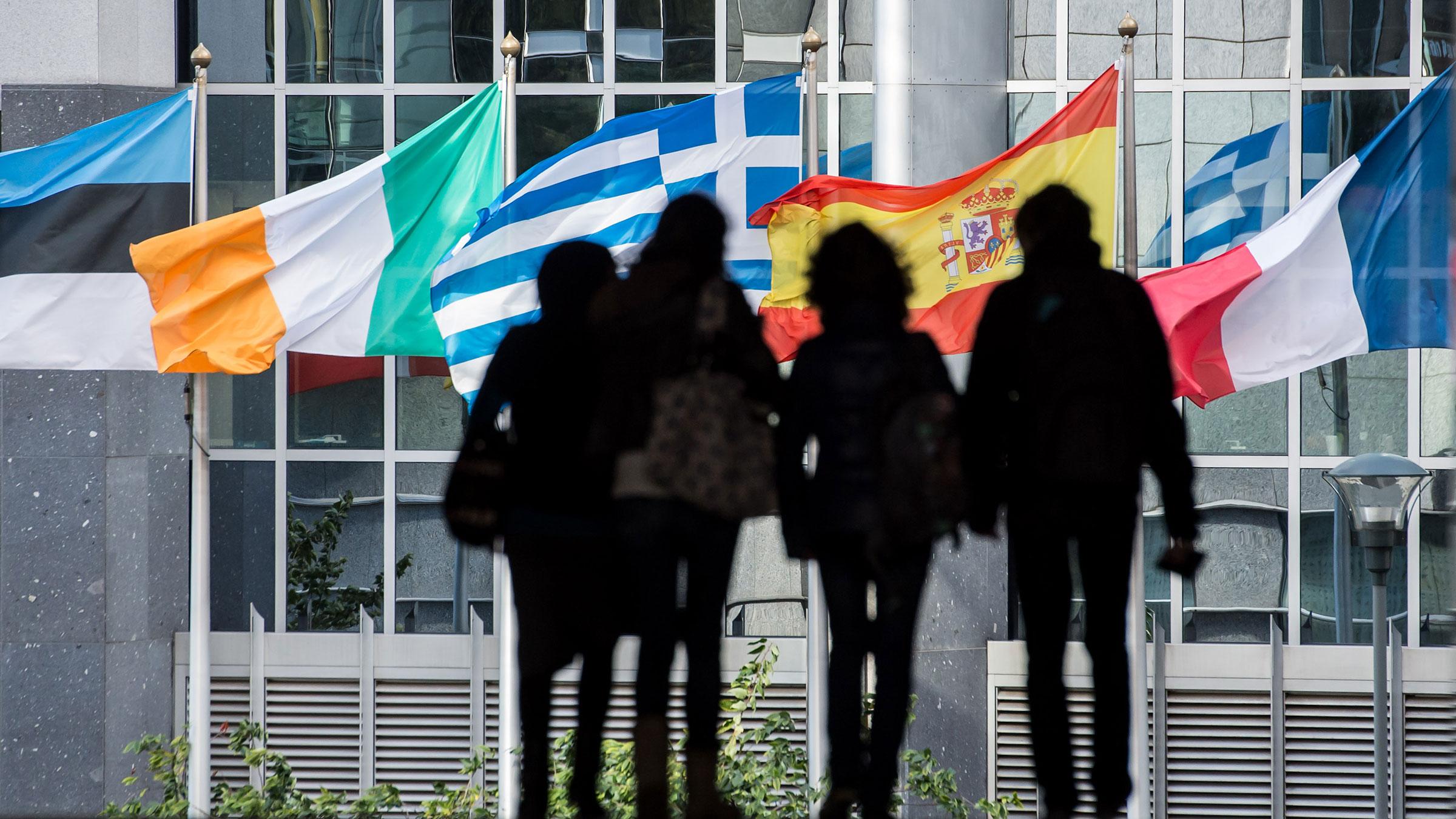 EU Flags 10142012