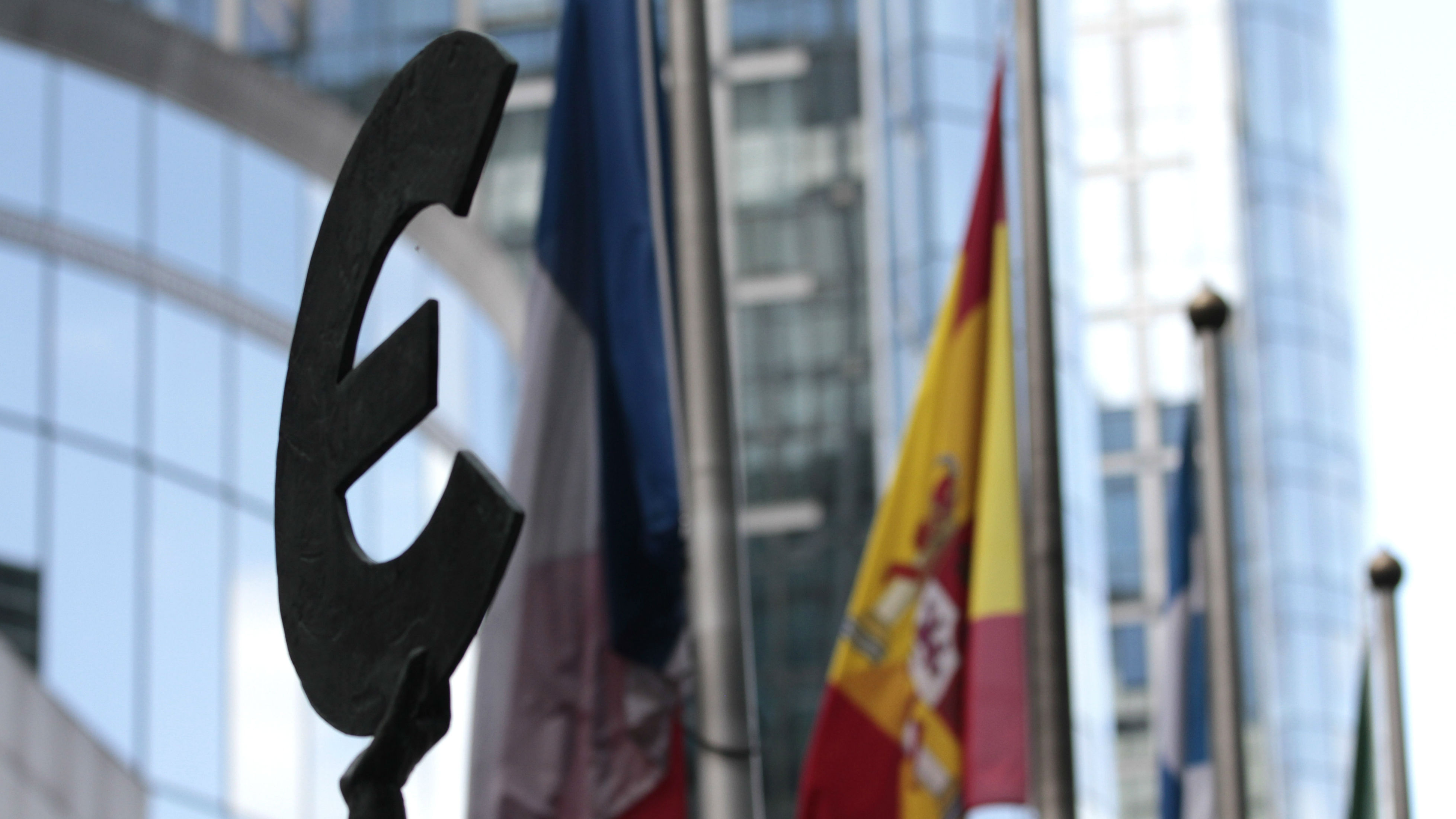EU as a symbol of peace if not prosperity