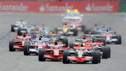 Formula One Greece 1032012