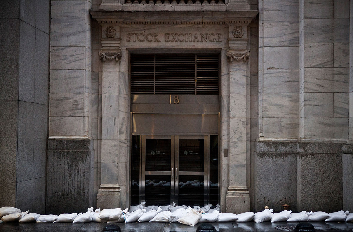 Front Doors NYSE 10292012