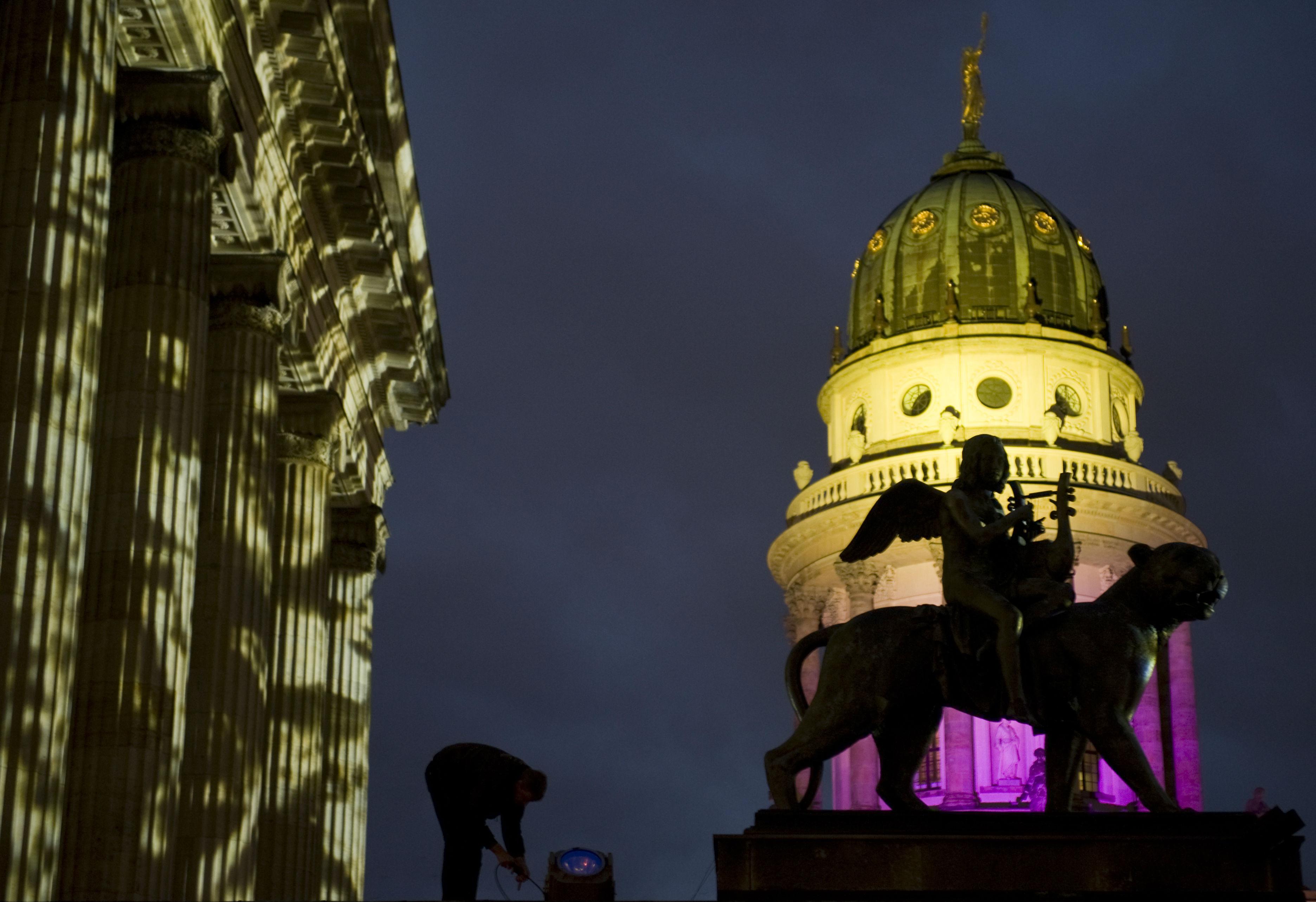 Berlin's Festival of Lights