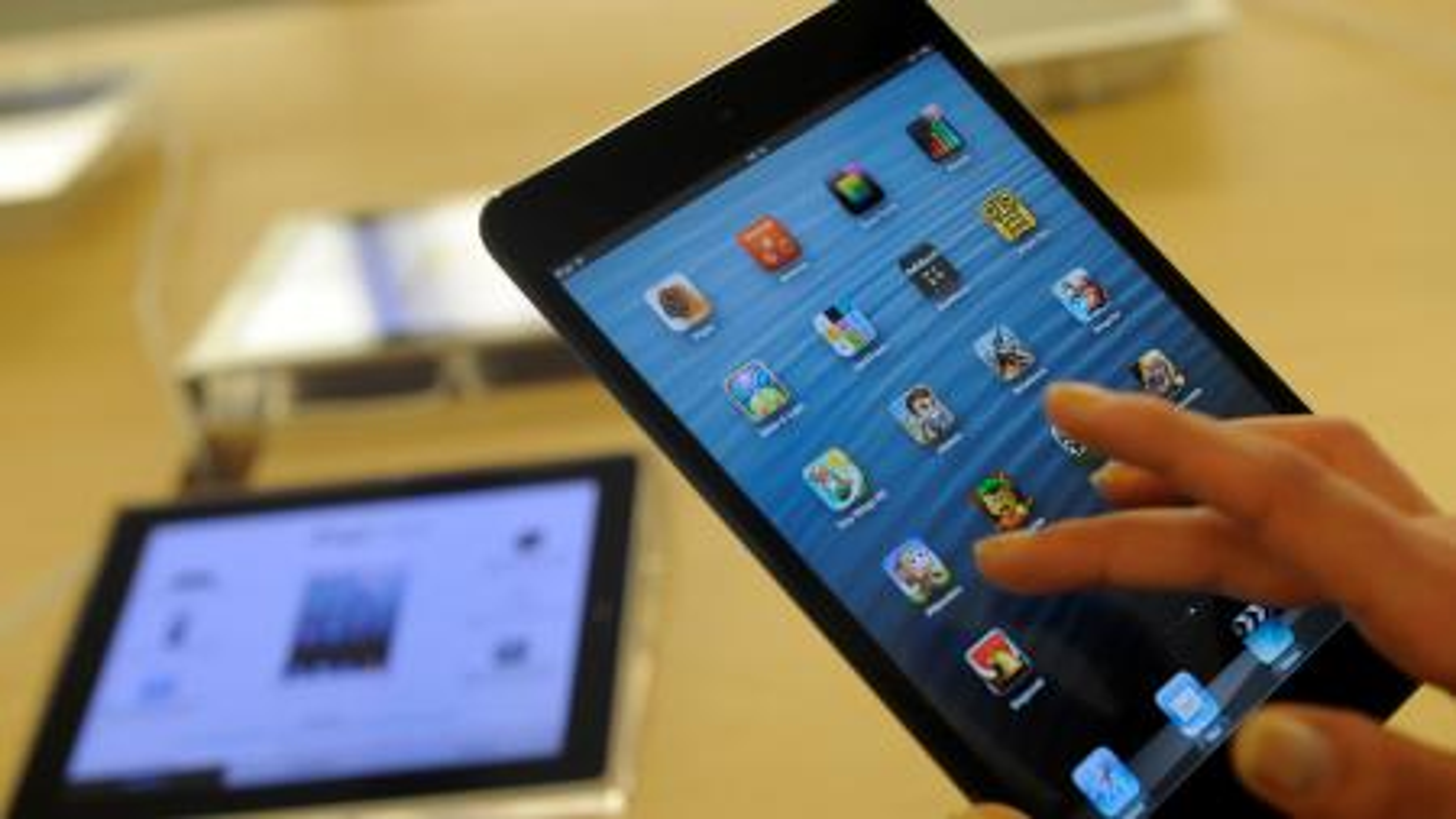 iPad mini Launch 2012