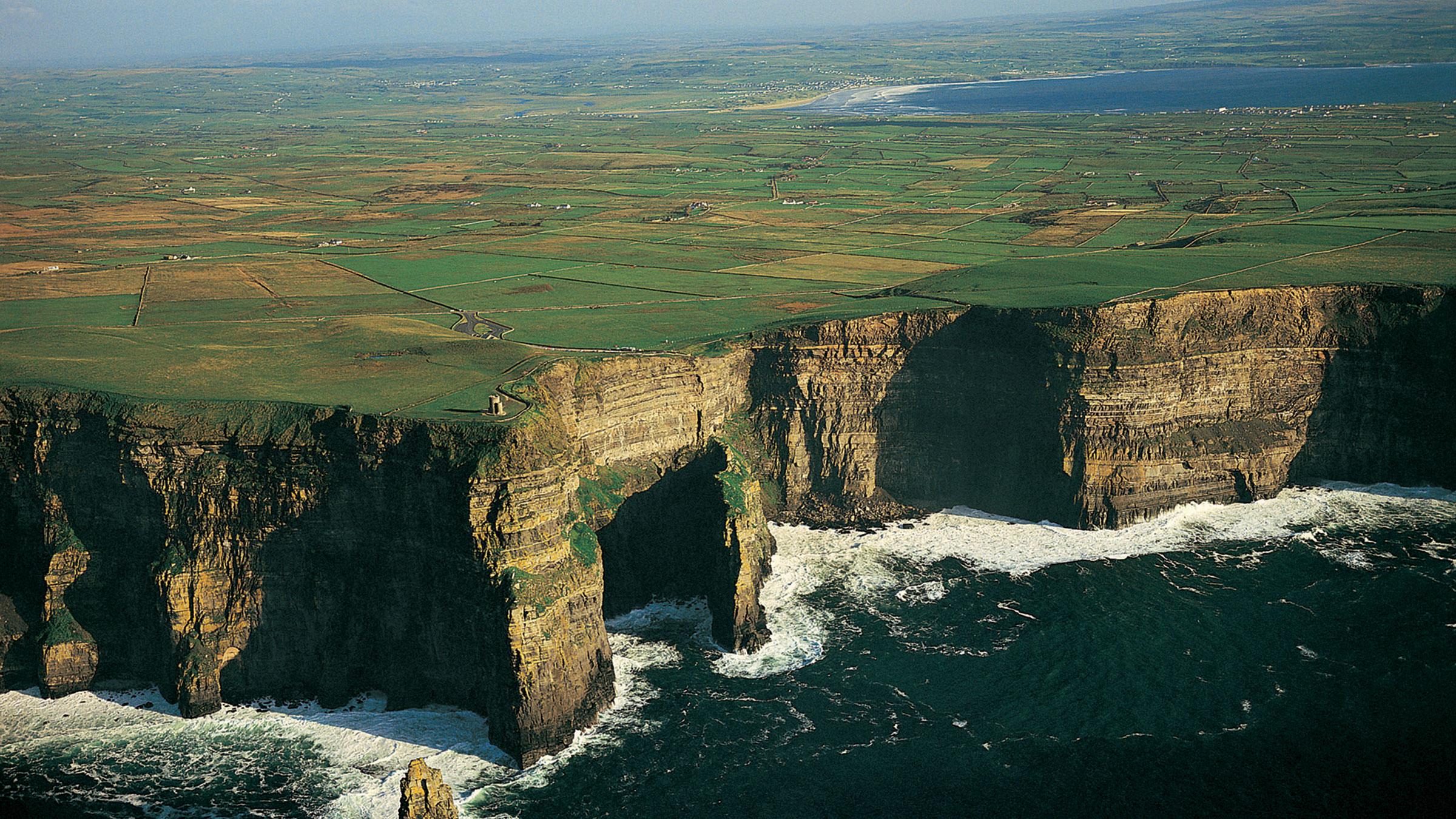 Ireland Cliffs 10022012