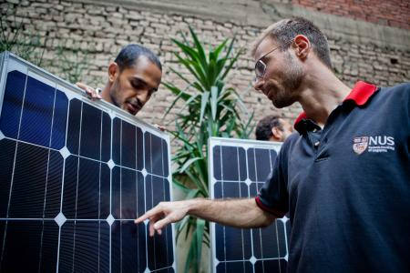 An Egyptian startup wants to move farmers into the sun and away from