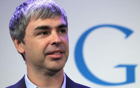 Larry Page Google 10172012
