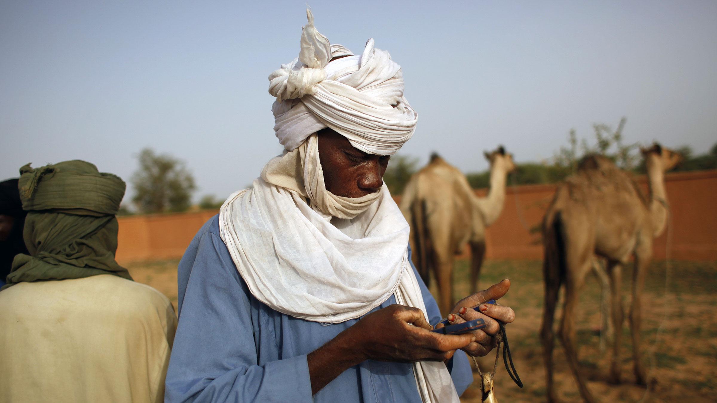 Niger Cellphone 10142012