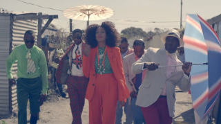 Does Solange's latest video exploit South Africans?