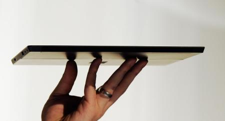 Surface in hand