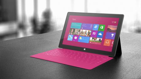 Surface in Magenta 10252012