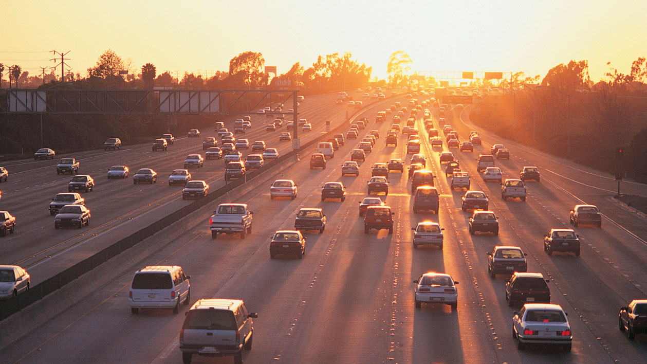 traffic-sunset-qz-cadillac