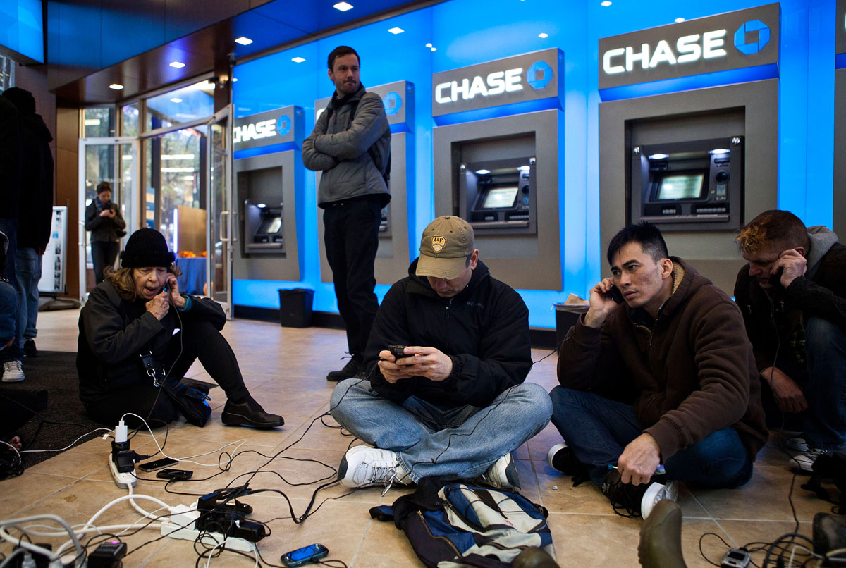Chase Charging station 11022012