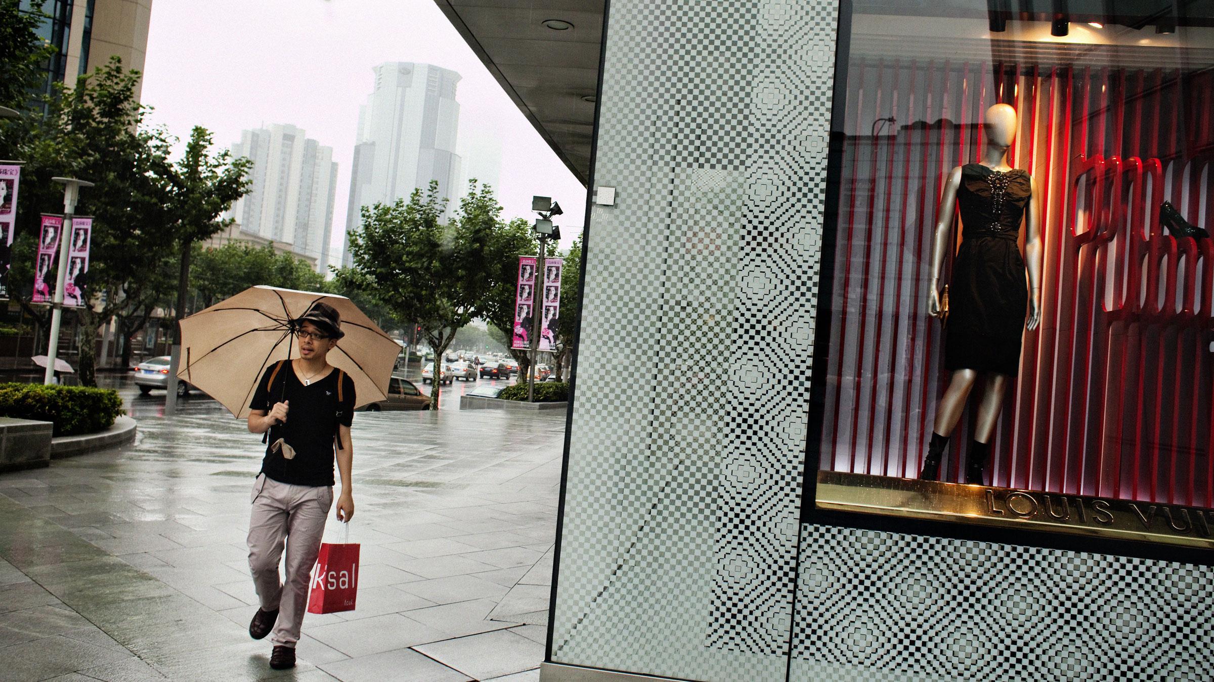 China needs to start spending again