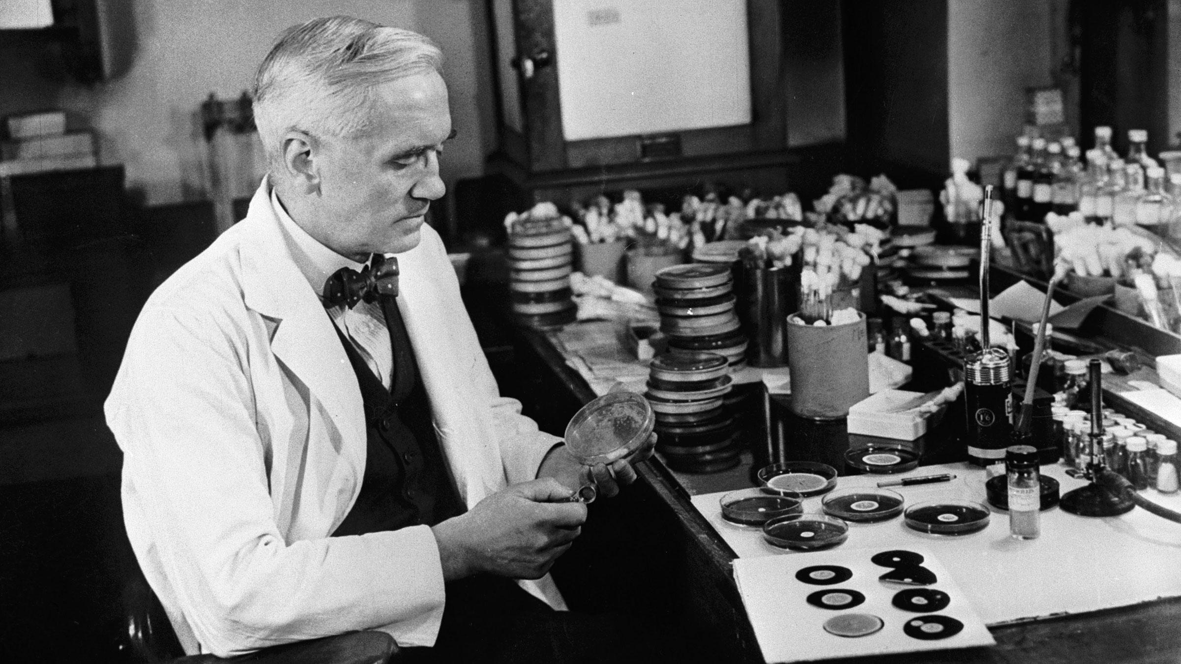 Fleming Penicillin