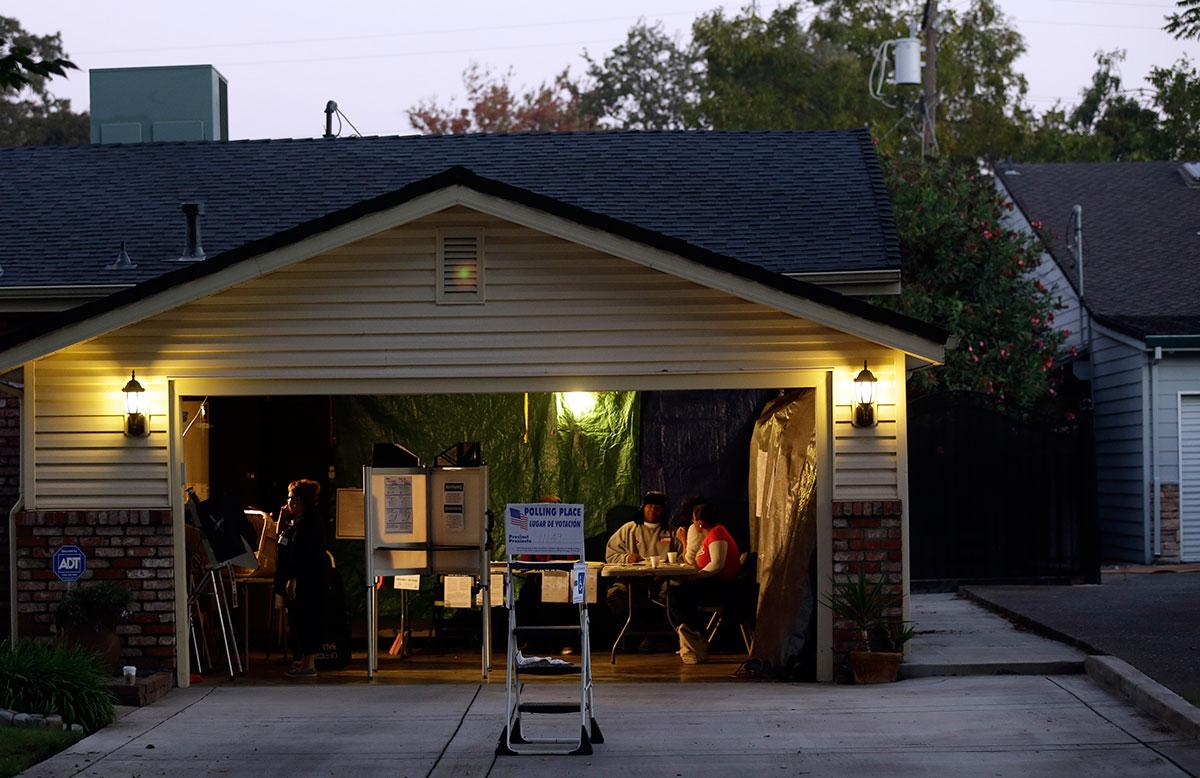Garage Voting