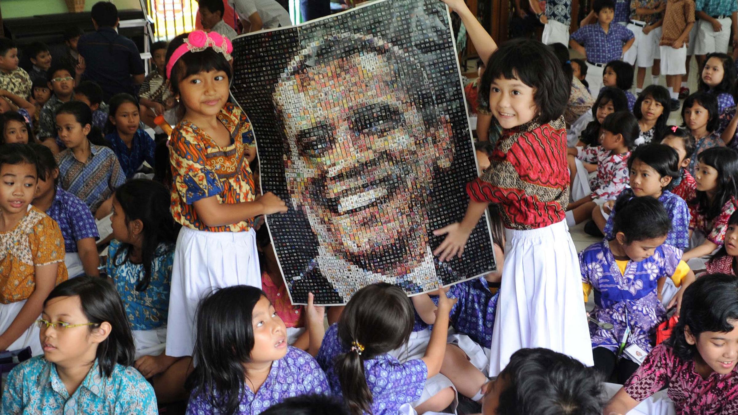 Indonesia Obama Election 11092012