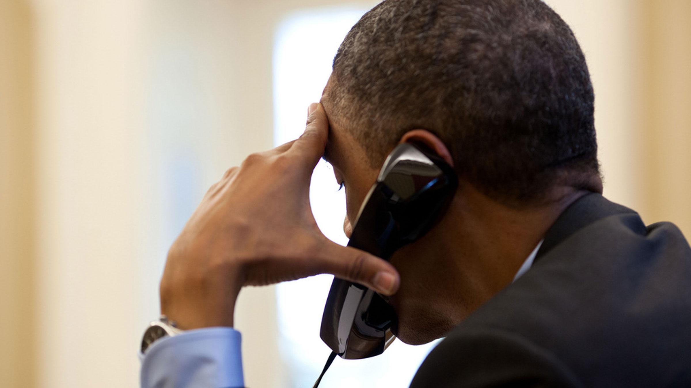 Phone Obama 2008