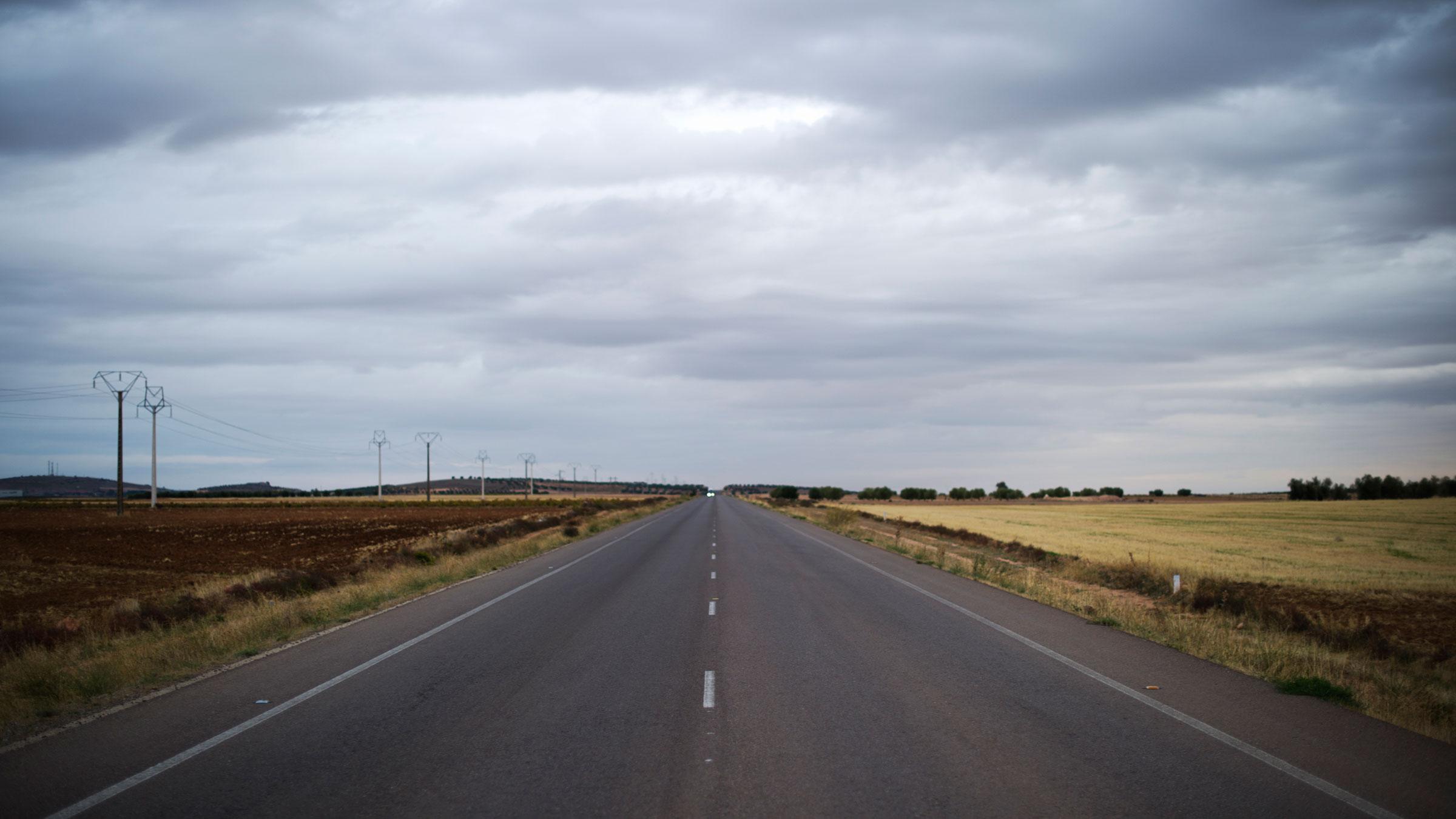 Road Spain 11152012