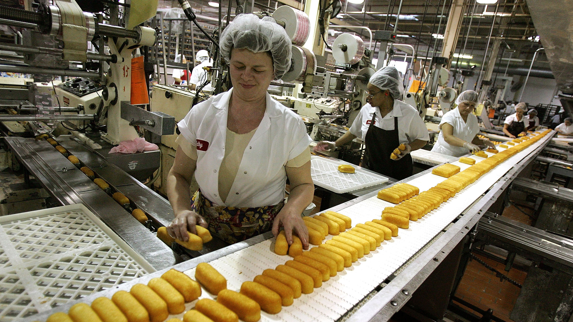 How the Twinkie is made