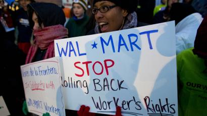 American consumers share the blame for Wal-Mart's exploitation of