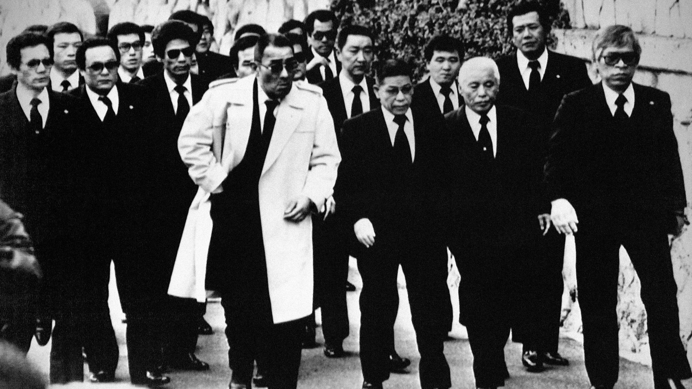 When the Yakuza come demanding money, you don't say no.