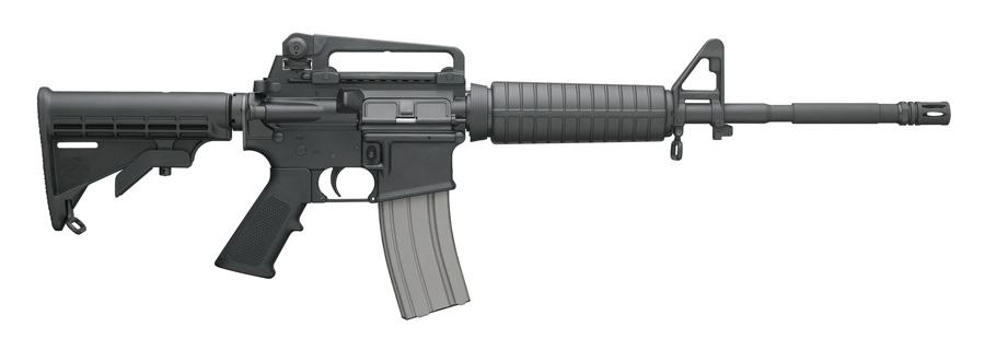 Bushmaster XM15