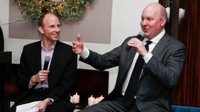 Quartz Editor-in-Chief Kevin Delaney talks to venture capitalist Mark Andreessen.