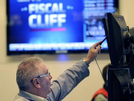 fiscal cliff investor wall street