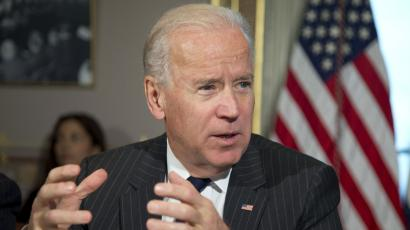 Vice President Joe Biden now involved in the fiscal cliff negotiatoons