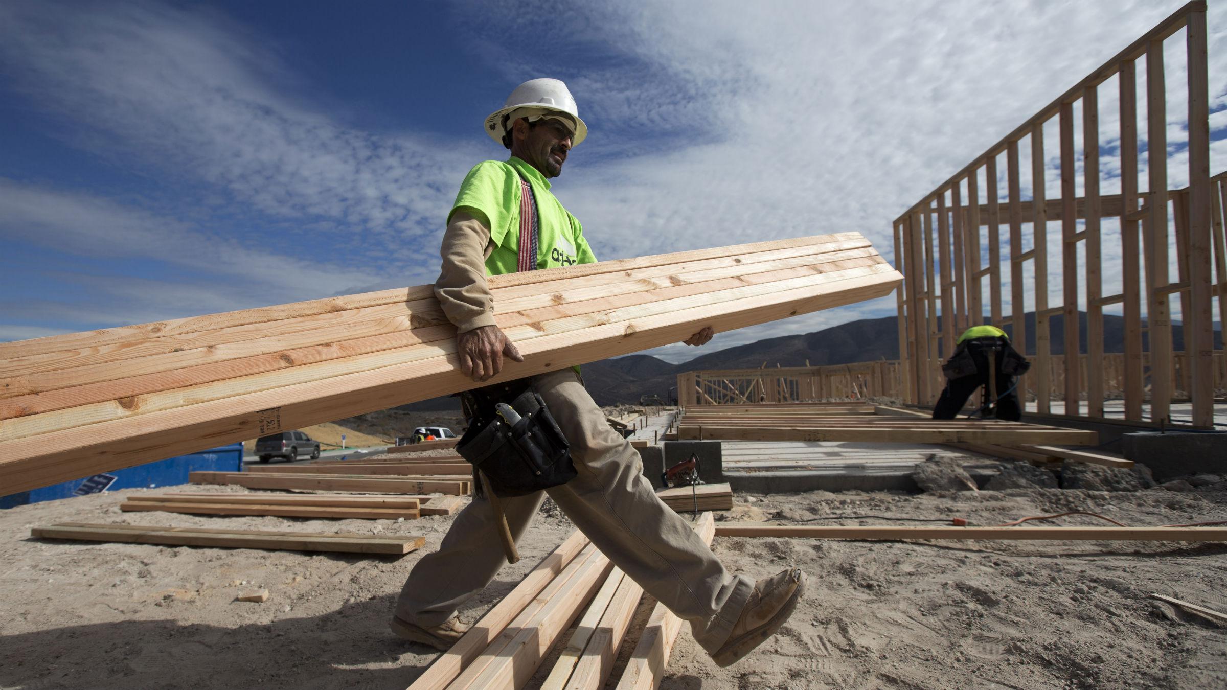 Lumber prices rise