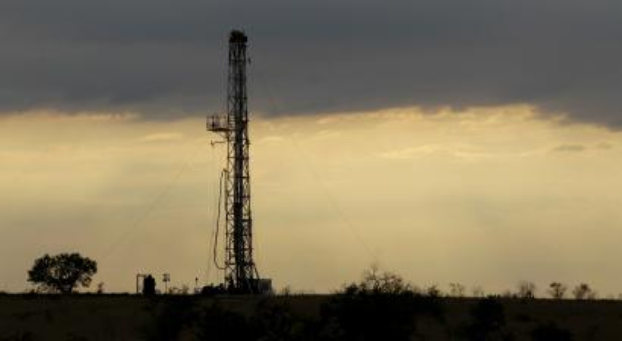 US ene.(AP Photo/Eric Gayrgy independence, OPEC, peak oil
