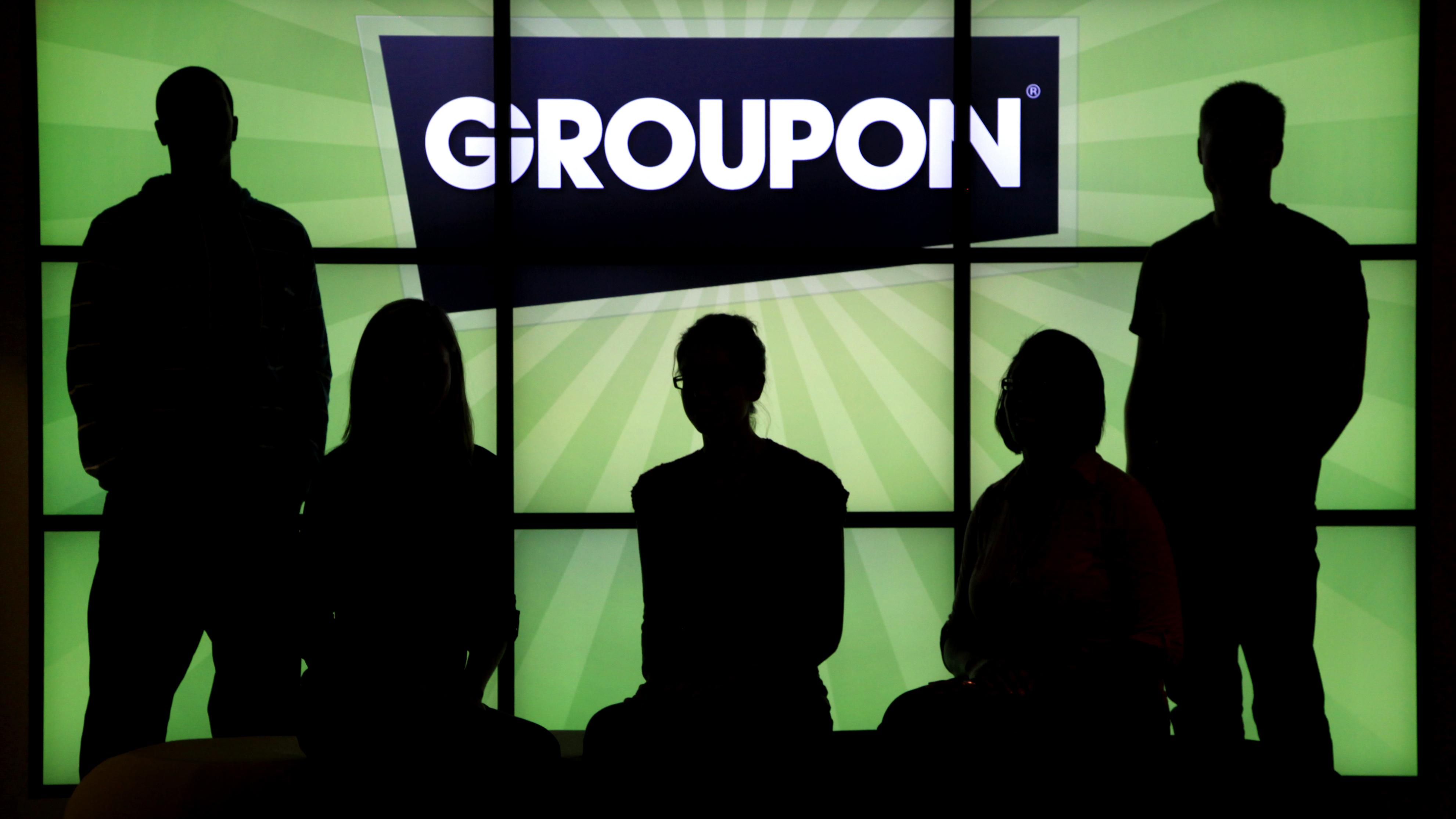 Groupon employees
