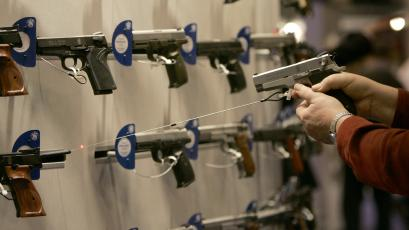 Meet the private equity firm that dominates the US gun