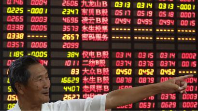 In China, more than 800 companies are waiting for approval to list on domestic exchanges after a government ban on IPOs.