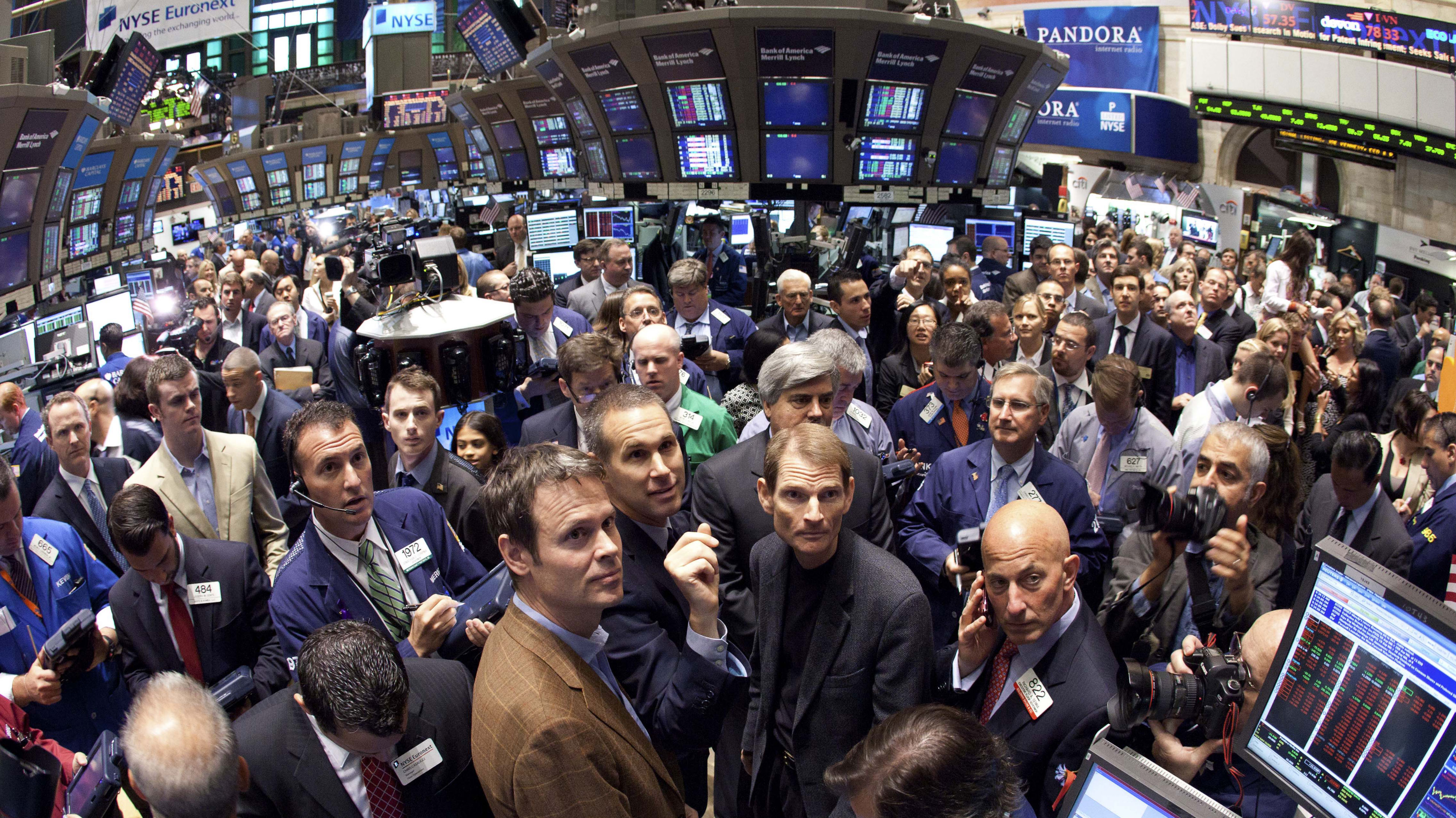 The Death Of Equities New York Stock Exchange Sold For 8