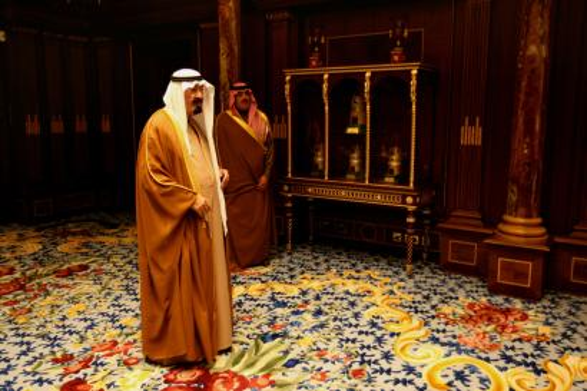 Saudi King Abdullah, Arab Spring, shale gas, OPEC